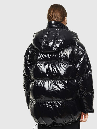Diesel - W-ALLA, Black - Winter Jackets - Image 2