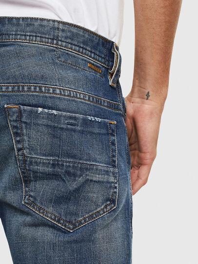 Diesel - Thommer 089AR, Dark Blue - Jeans - Image 5