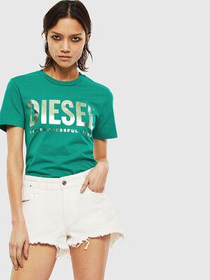T-SILY-WX, Dark Green - T-Shirts