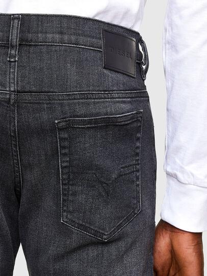 Diesel - D-Yennox 009EN, Black/Dark grey - Jeans - Image 4