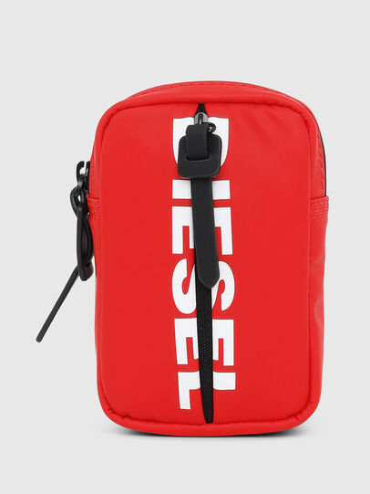 Diesel - BAONA, Fire Red - Small Wallets - Image 1