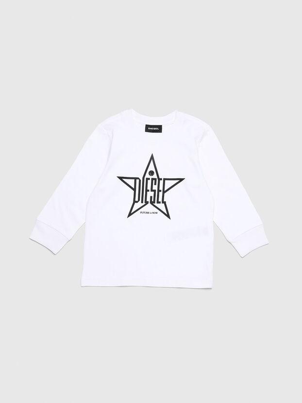 TDIEGOYHB-ML-R, White - T-shirts and Tops
