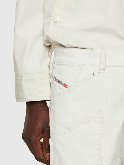 Diesel - D-Franky 009ZJ, White - Jeans - Image 5