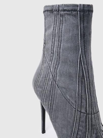 Diesel - D-YUCCA AB, Black - Ankle Boots - Image 4