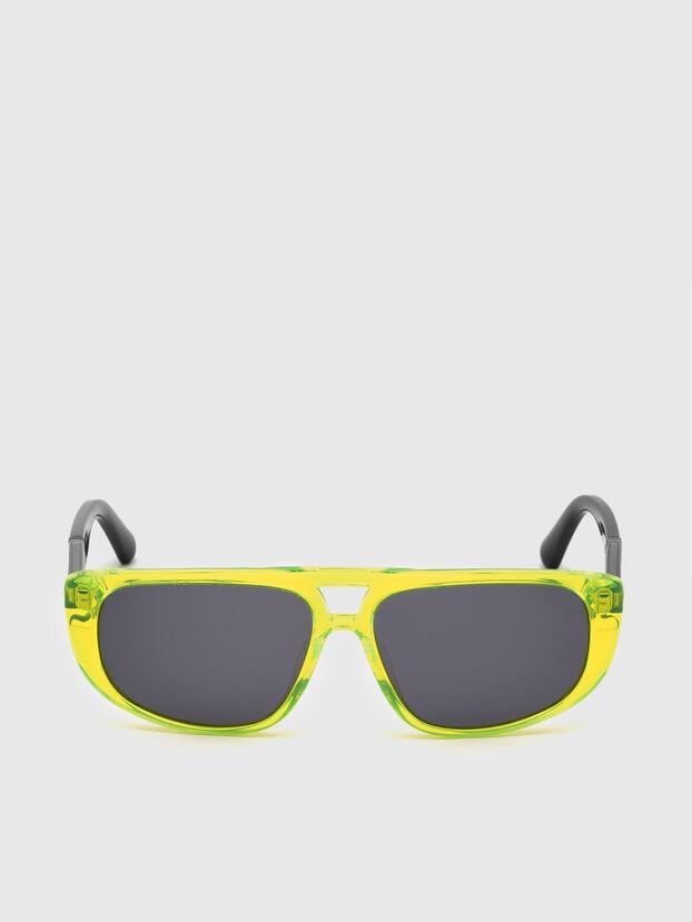 DL0306, Yellow Fluo - Kid Eyewear