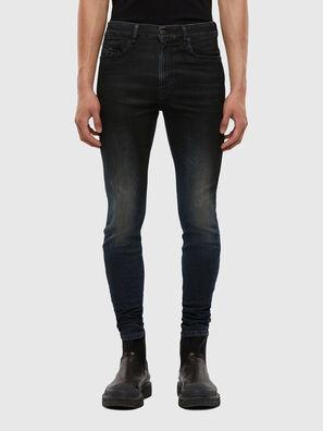 D-Amny 069QM, Dark Blue - Jeans