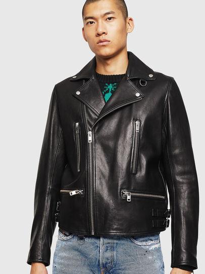 Diesel - L-GOTIV,  - Leather jackets - Image 1