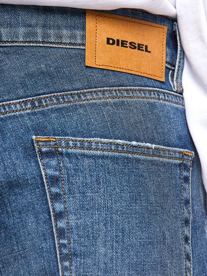 Diesel - Aryel 009CZ, Medium blue - Jeans - Image 3