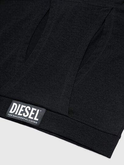 Diesel - UFLT-ANGHEL, Black - Sweaters - Image 5