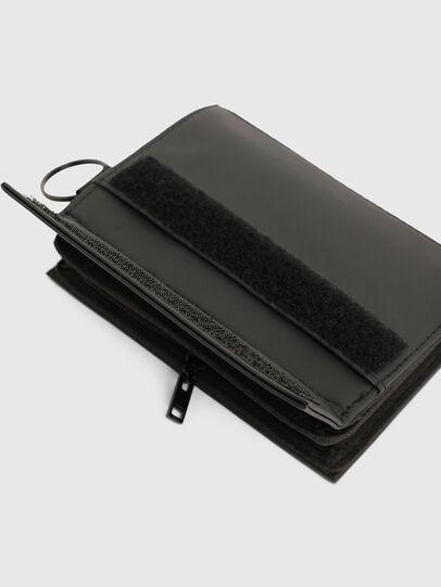 Diesel - YOSHI II, Black - Small Wallets - Image 7