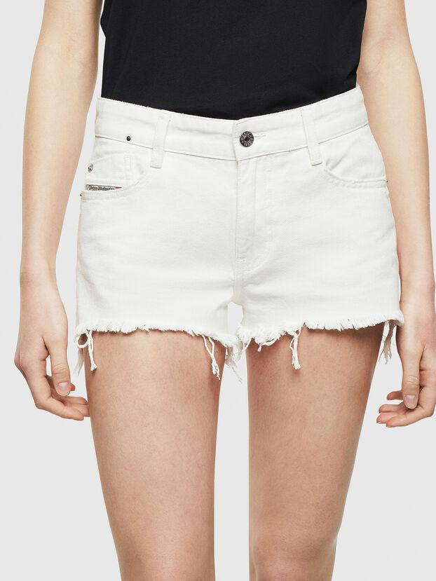 DE-RIFTY, White - Shorts