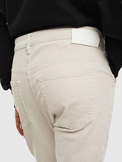 Diesel - Fayza 009BX, Dirty White - Jeans - Image 5