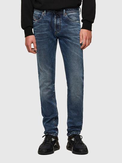 Diesel - Thommer JoggJeans® 069SR, Dark Blue - Jeans - Image 1
