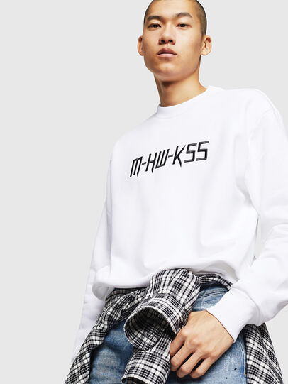 Diesel - S-LINK-MOHAWK,  - Sweaters - Image 4