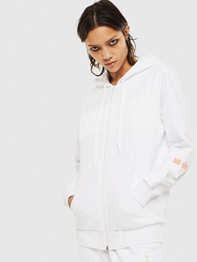 Diesel - S-DIEX, White - Sweaters - Image 2