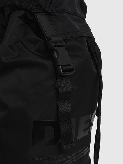 Diesel - F-SUSE BACK, Black - Backpacks - Image 4