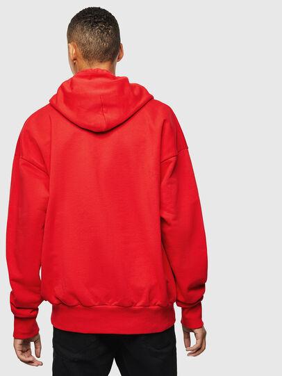 Diesel - S-ALBY-YA, Red - Sweaters - Image 3