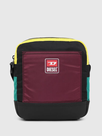 Diesel - DOUBLECROSS, Multicolor - Crossbody Bags - Image 1