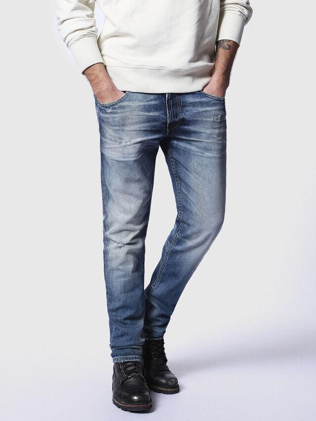 Diesel Thommer 084DD, Medium blue - Jeans - Image 1
