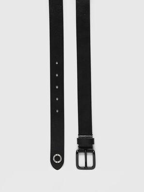 B-BUVET, Black - Belts
