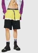 P-TOX-DEEP, Black/Yellow - Shorts