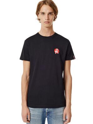 LR-T-DIEGO-VIC, Black - T-Shirts