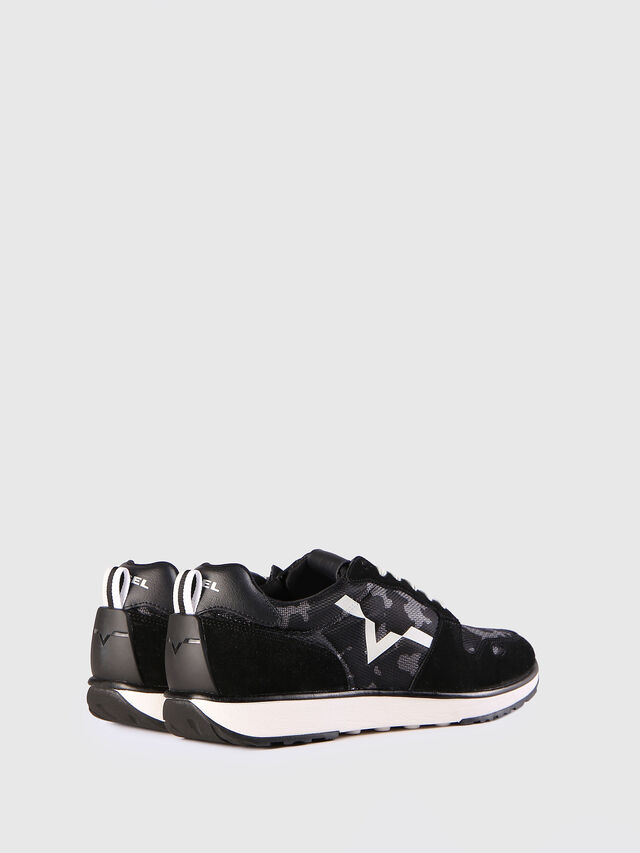 Diesel RV, Black - Sneakers - Image 3