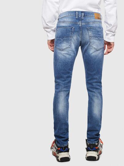 Diesel - Tepphar 0096D, Light Blue - Jeans - Image 2