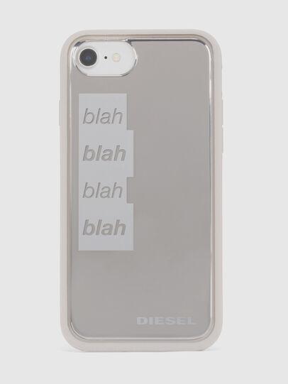Diesel - BLAH BLAH BLAH IPHONE 8 PLUS/7 PLUS/6s PLUS/6 PLUS CASE, White - Cases - Image 2