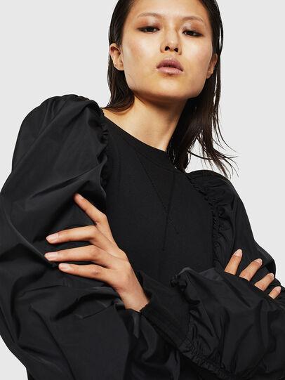 Diesel - D-FLISS, Black - Dresses - Image 5