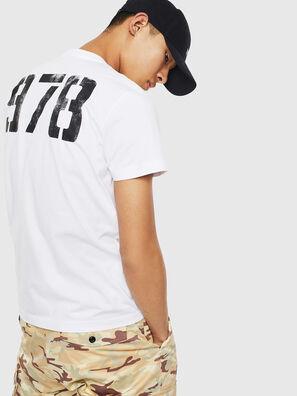 T-DIEGO-S2, White - T-Shirts