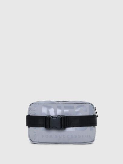 Diesel - X-BOLD BELTBAG, Grey - Belt bags - Image 2