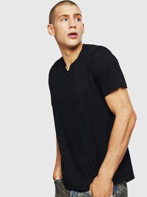 T-CHERUBIK-NEW, Black - T-Shirts
