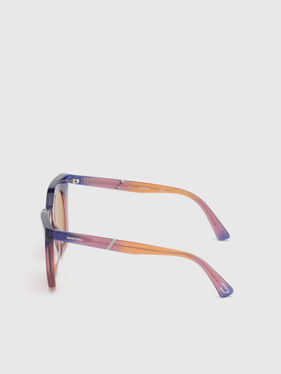 Diesel - DL0283, Violet - Sunglasses - Image 3