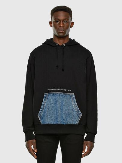 Diesel - S-THOS, Black - Sweaters - Image 5