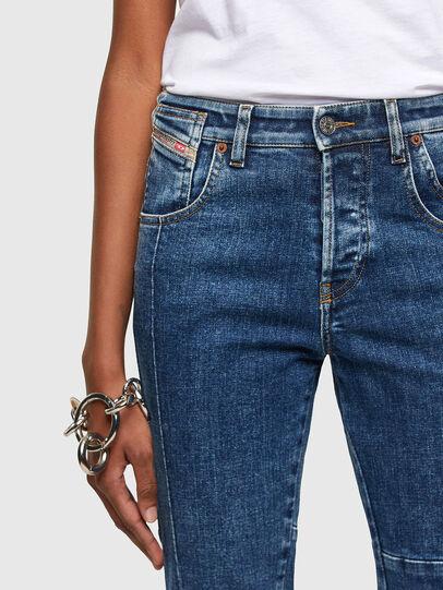 Diesel - Babhila 009VC, Medium blue - Jeans - Image 3