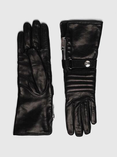 Diesel - GELLA-FL, Black - Gloves - Image 1