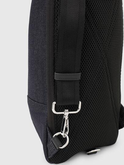 Diesel - BHODIO, Blue - Backpacks - Image 5
