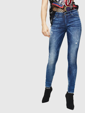 Slandy 0090Q, Medium blue - Jeans