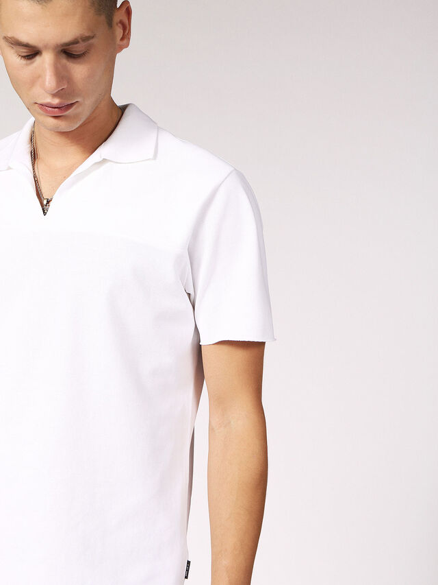 T-TIN, White