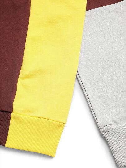 Diesel - D-TAGLIA&CUCI, Multicolor - Sweaters - Image 6