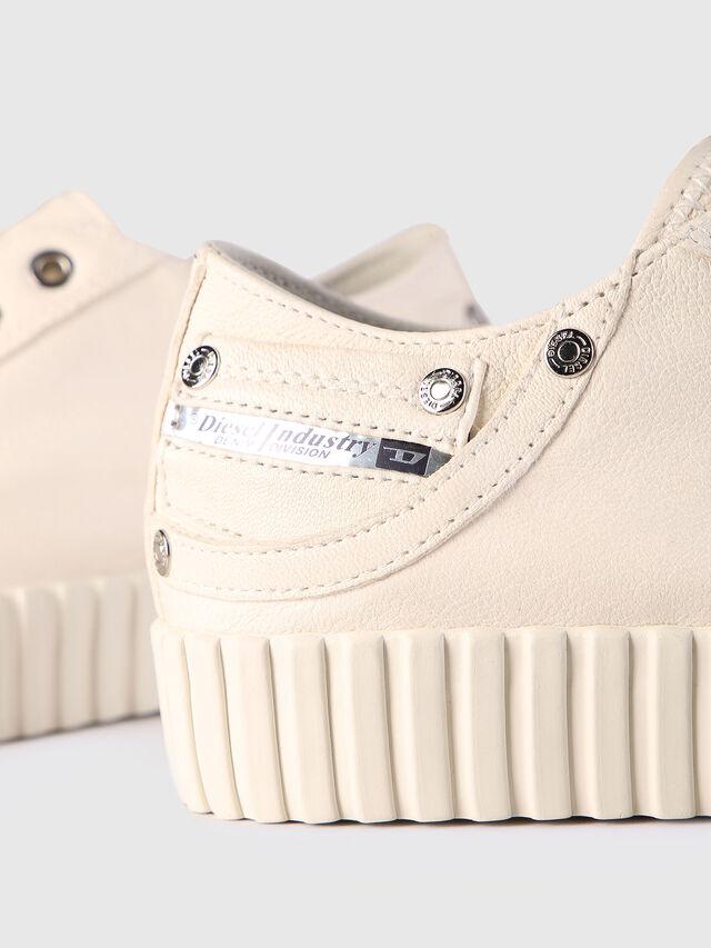 Diesel S-EXPOSURE CLC W, White - Sneakers - Image 5