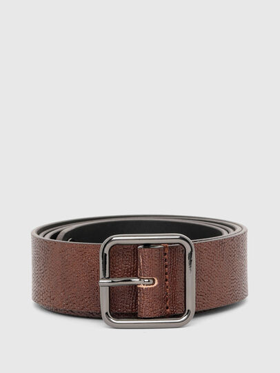 Diesel - B-CARVE, Brown - Belts - Image 1