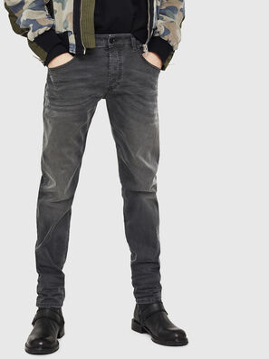 D-Bazer 0699P, Black - Jeans