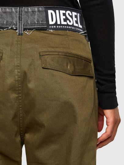Diesel - P-BLACK, Brown - Pants - Image 3