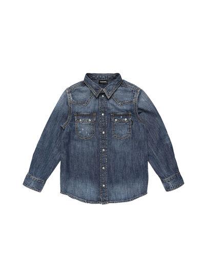 Diesel - CLEO, Medium blue - Shirts - Image 1