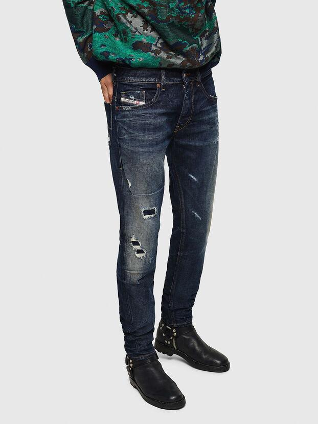 Thommer 0890W, Dark Blue - Jeans