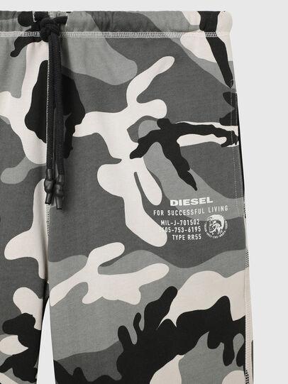 Diesel - UMLB-PETER, Grey/Black - Pants - Image 3