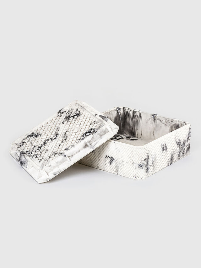 Diesel - 11070  WORK IS OVER, White - Home Accessories - Image 1