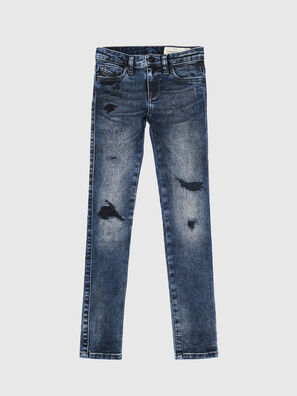 SKINZEE-LOW-J-N, Dark Blue - Jeans